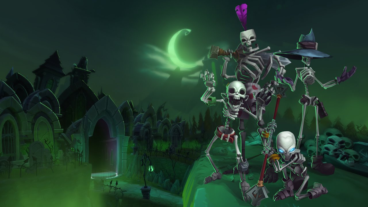 Grave Danger Skeletons Wallpaper.jpg