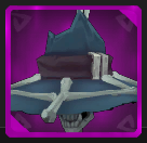 More Boney Wizard Hat Icon.png