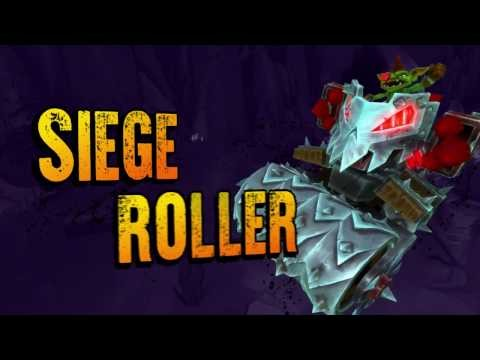 The Siege Roller