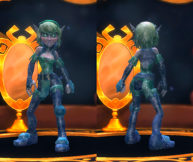 Borean Huntress Front and Back.png