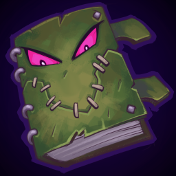 Gunwitch book drop.png